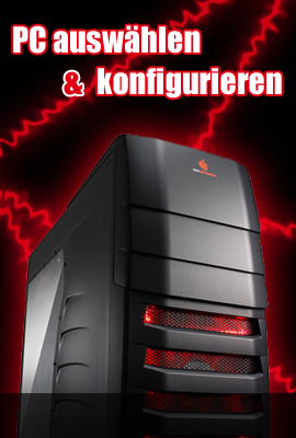 Gaming PC AW Editions zusammenstellen